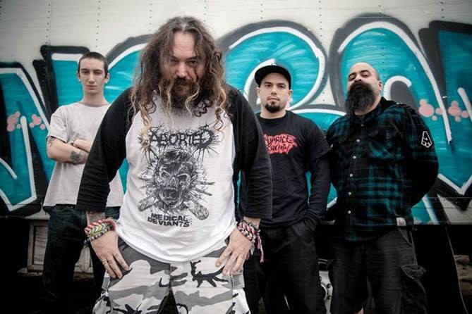 Soulfly will perform at Fubar on Thursday, November 12. - PHOTO COURTESY OF NUCLEAR BLAST RECORDS