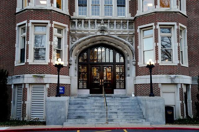 Webster University - PHOTO COURTESY OF FLICKR/PATRICK GIBLIN