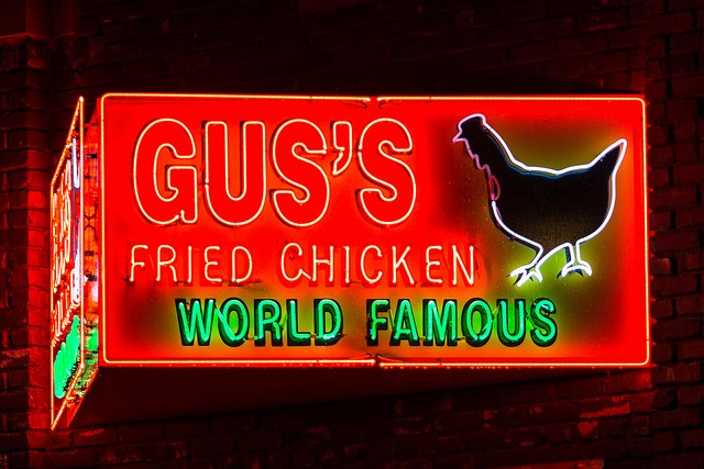 Gus's World Famous Fried Chicken Opens December 8th in Maplewood. - PHOTO COURTESY OF FLICKR / SEAN DAVIS