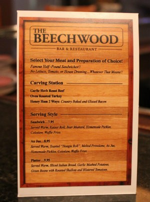 Even after bar rescue the beechwood is in need of a for The beechwood