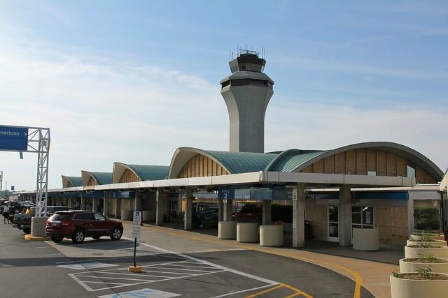 Lambert-St. Louis International Airport - PHOTO COURTESY OF FLICKR/MATTHEW HURST