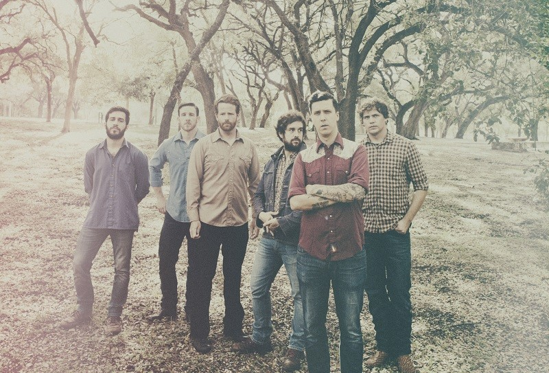 American Aquarium will perform at Off Broadway on Saturday. - PRESS PHOTO VIA RED 11 MUSIC