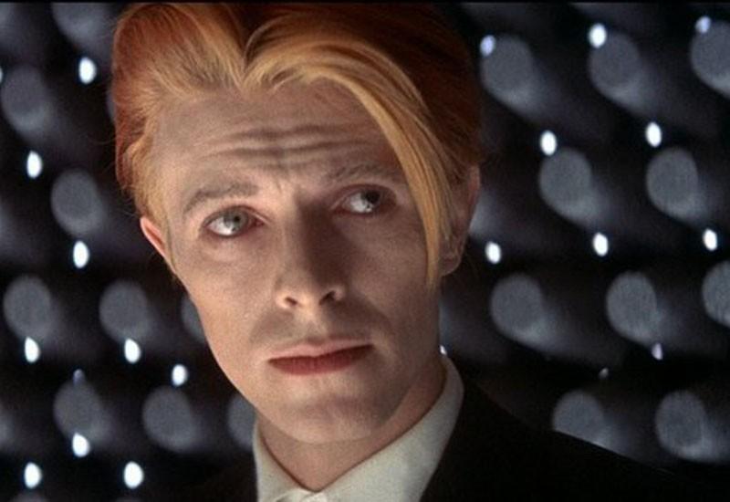 David Bowie, alien.