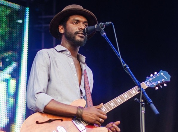 Gary Clark Jr. will perform at the Pageant on Sunday. - PHOTO BY ALIZE TRAN