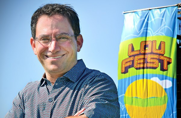 Brian Cohen, LouFest founder and Murmuration co-founder, says the two events will be nothing alike. - PRESS PHOTO