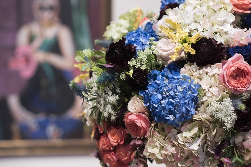Art in Bloom pairs fresh floral arrangements with classic art. - COURTESY OF SAINT LOUIS ART MUSEUM