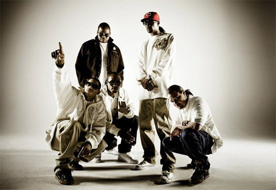 "Bone Thugs-N-Harmony perform at the Pageant this Sunday night in celebration of its Grammy Award winning hit ""Tha Crossroads,"" released twenty years ago. - PRESS PHOTO"