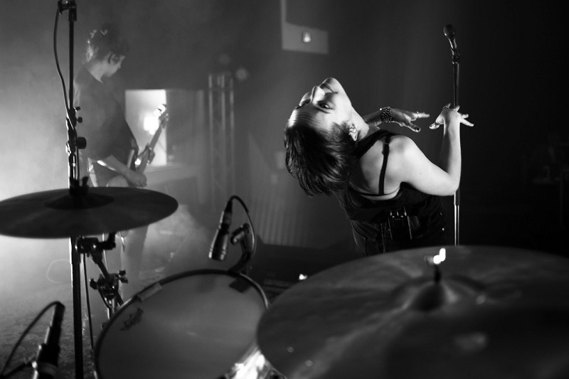 Savages will perform at the Ready Room on Friday, April 8. - PRESS PHOTO BY TIM VIA OFFICIAL WEBSITE