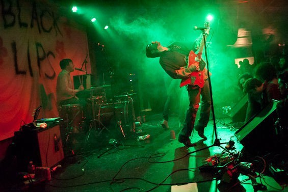 Black Lips will perform at the Firebird on Friday, July 8. - PHOTO BY JON GITCHOFF