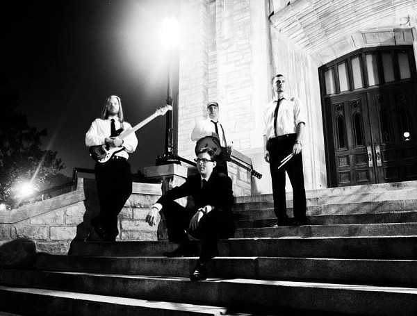 Hot off the release of its recent LP, the Educated Guess is once again up for an RFT Music Award. - PHOTO BY ANGELA VINCENT