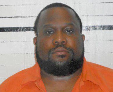 Phillip Cutler, 35, faces two murder charges in the killing of a pregnant St. Louis teacher. - IMAGE VIA MUSKOGEE SHERIFF'S OFFICE