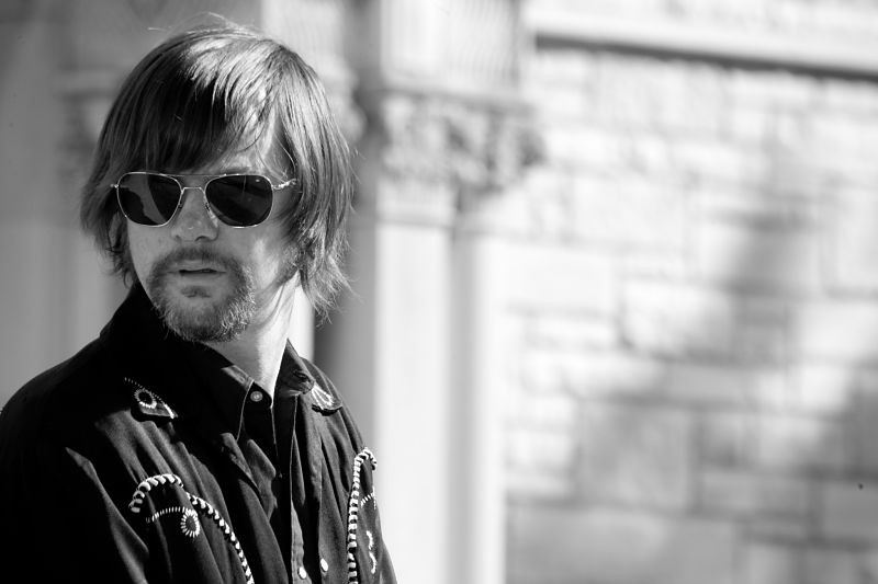 Jay Farrar will perform at Delmar Hall on October 1. - PRESS PHOTO VIA HIGH ROAD TOURING