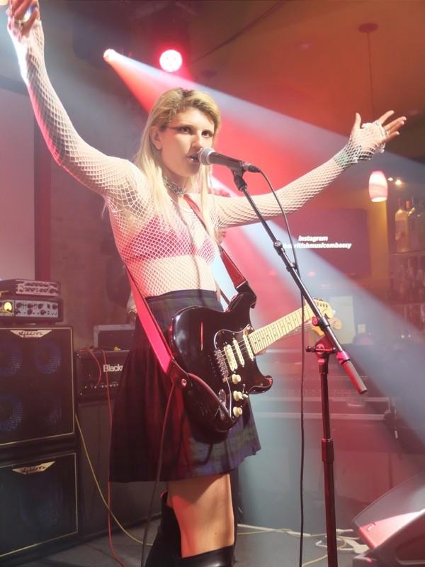 LUCIA at British Music Embassy - DANA PLONKA