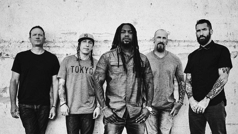 Sevendust will perform at Pop's on Wednesday, September 28. - PRESS PHOTO