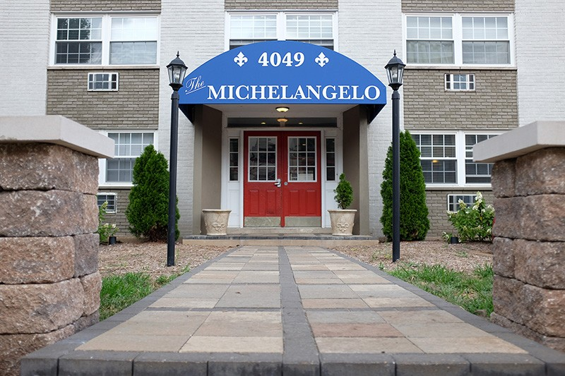 Tenants at the Michelangelo say they were offered discounts or maintenance in exchange for a good review on Yelp (or to change a bad one). - PHOTO BY HOLLY RAVAZZOLO