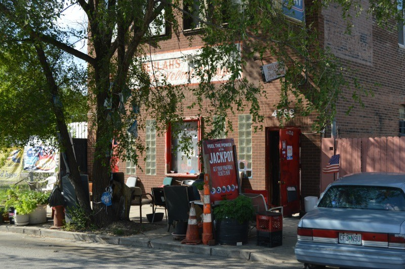 Beulah's is dive bar nirvana in north St. Louis. - PHOTO BY BEN WESTHOFF