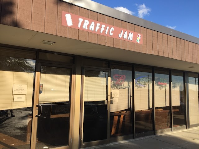 Traffic Jam's many virtues include a shuffleboard league. - PHOTO BY KEVIN KORINEK
