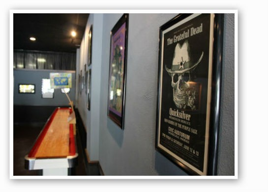 Heavy Riff is one of the rare craft breweries in St. Louis where you can also play shuffleboard. - PHOTO BY PAT KOHM