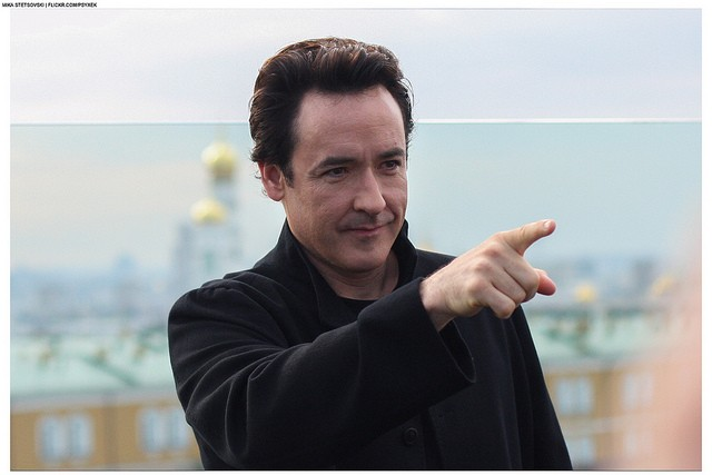 John Cusack is coming to town. - MIKA STETSOVSKI / FLICKR
