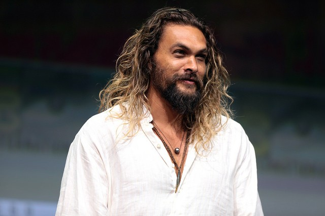 Jason Momoa is coming to St. Louis. - GAGE SKIDMORE / FLICKR