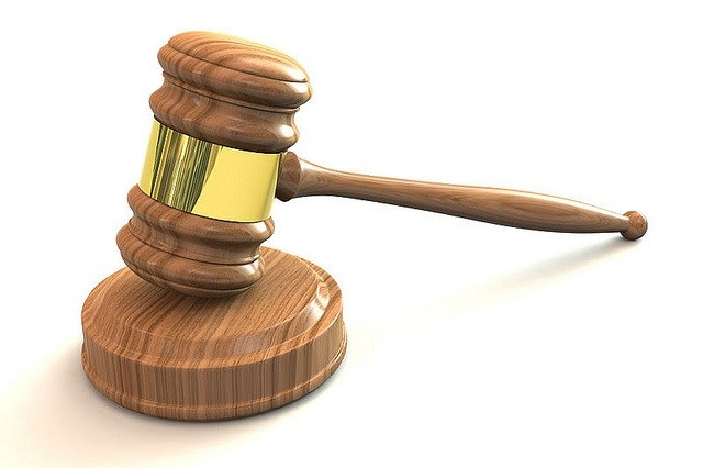 St. Louis Attorney Joseph Neill is accused of sexually abusing a client. - IMAGE: 3D JUDGES GAVEL BY CHRIS POTTER (2012) / STOCKMONKEYS.COM / CC BY 2.0