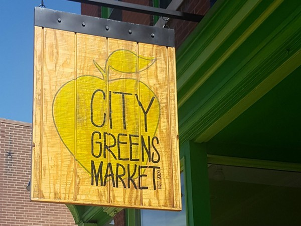 CITY GREENS MARKET | KAVAHN MANSOURI