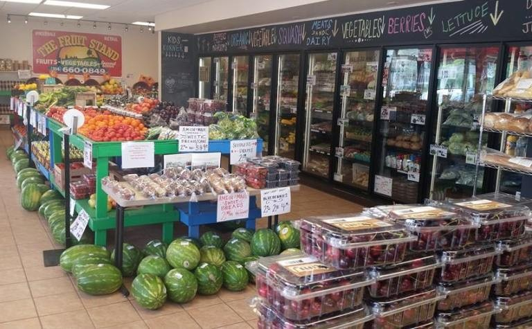 THE FRUIT STAND | PHOTO COURTESY OF THE FRUIT STAND