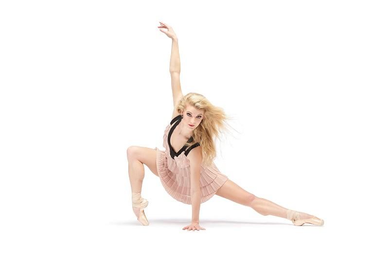 Vision: Where Ballet + Fashion Meet premieres this weekend. - COURTESY OF SAINT LOUIS BALLET