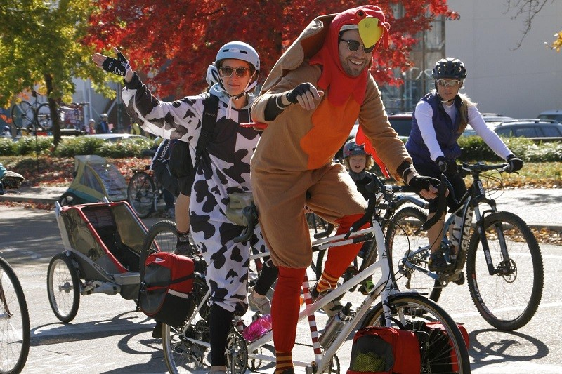 This could be you ... this Sunday. - COURTESY OF CRANKSGIVING
