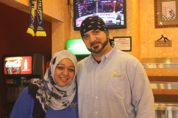 Lisa and Armin Grozdanic just may be serving the city's best cevapi at Yapi's Mediterranean Grill. - CHERYL BAEHR