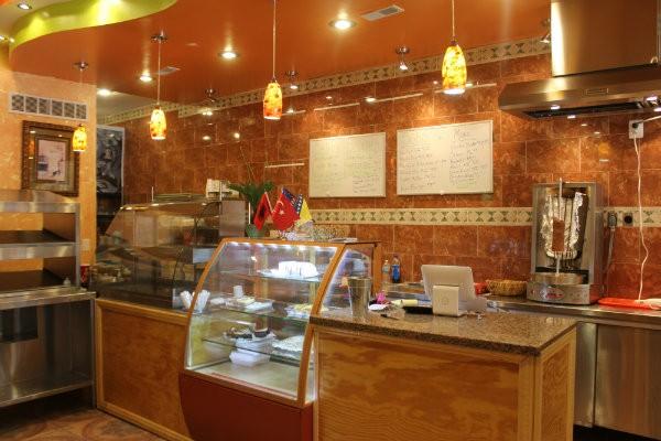 Yapi serves Bosnian, Mediterranean and American specialties. - CHERYL BAEHR
