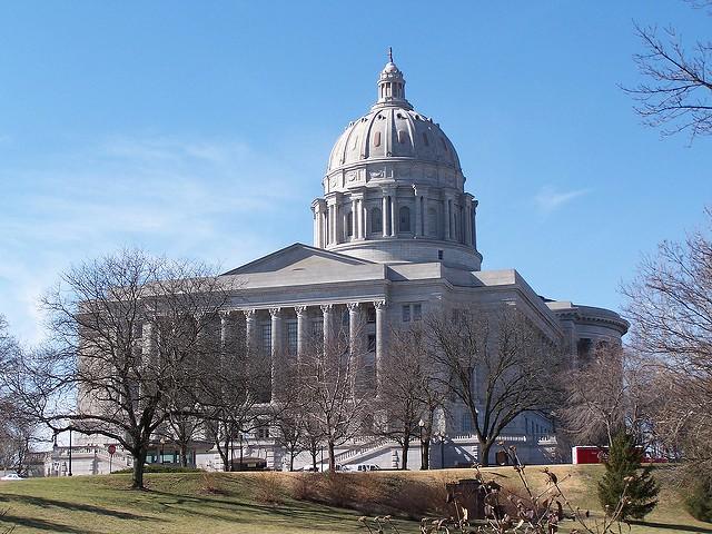 The Missouri Capitol in Jefferson City - PHOTO COURTESY OF FLICKR/DANIELLE KELLOGG