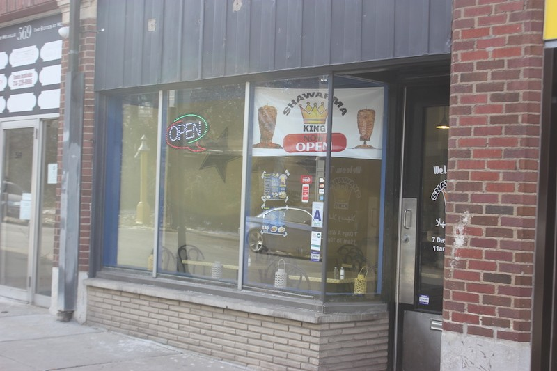 The space is just off the Loop, in the former home of Zippy Burger on Melville. - PHOTO BY SARAH FENSKE