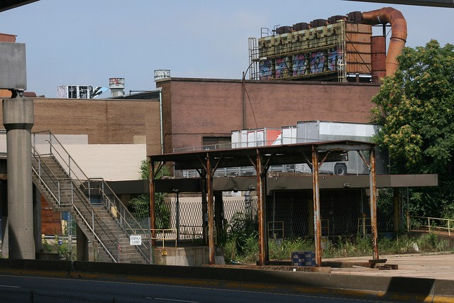 A group of developers want to turn the Federal Mogul site in Midtown, above, into a $134 million project called City Foundry. - PHOTO COURTESY OF FLICKR/PAUL SABLEMAN