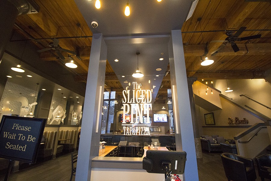 The Sliced Pint is located just a few hundred feet from the City Museum. - PHOTO BY MABEL SUEN