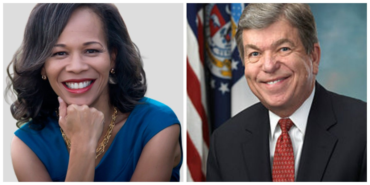 Lisa Blunt Anderson, Roy Blunt. Any questions?