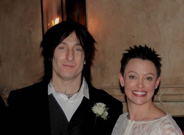 Mr. and Mrs. Fortus. - COURTESY OF STEPHANIE HOWLETT FORTUS