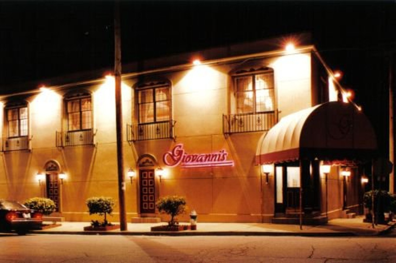 Giovanni's on the Hill Torched by Second-Floor Blaze ...