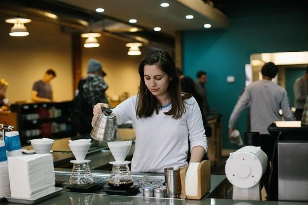 Blueprint Coffee - MARCUS STABENOW