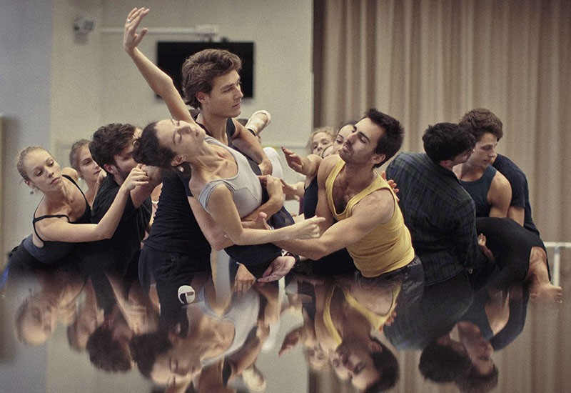 This is not your Grandma's ballet. - EMMANUEL GUIONET/RISE FILMS