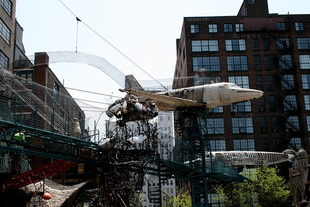 Now you can plan your trip to St. Louis' City Museum before you go. - FLICKR/KARI