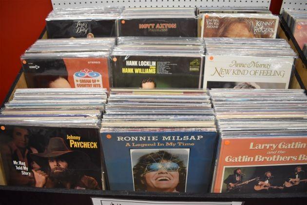 SOHO Record Shop Brings Eclectic Mix of Vinyl to Manhattan Antique