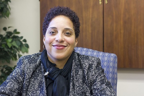 St. Louis Circuit Attorney Kim Gardner is being sued by a former longtime paralegal. - DANNY WICENTOWSKI