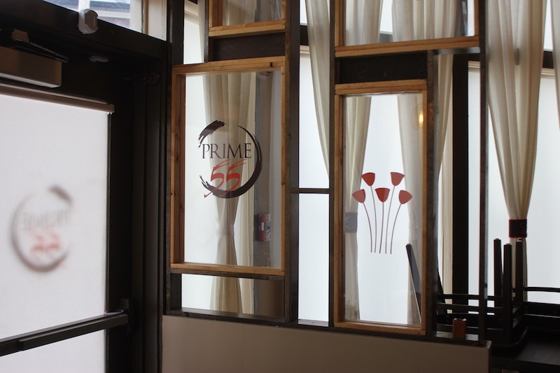 The restaurant fills the former home of VietNam Style. - SARAH FENSKE