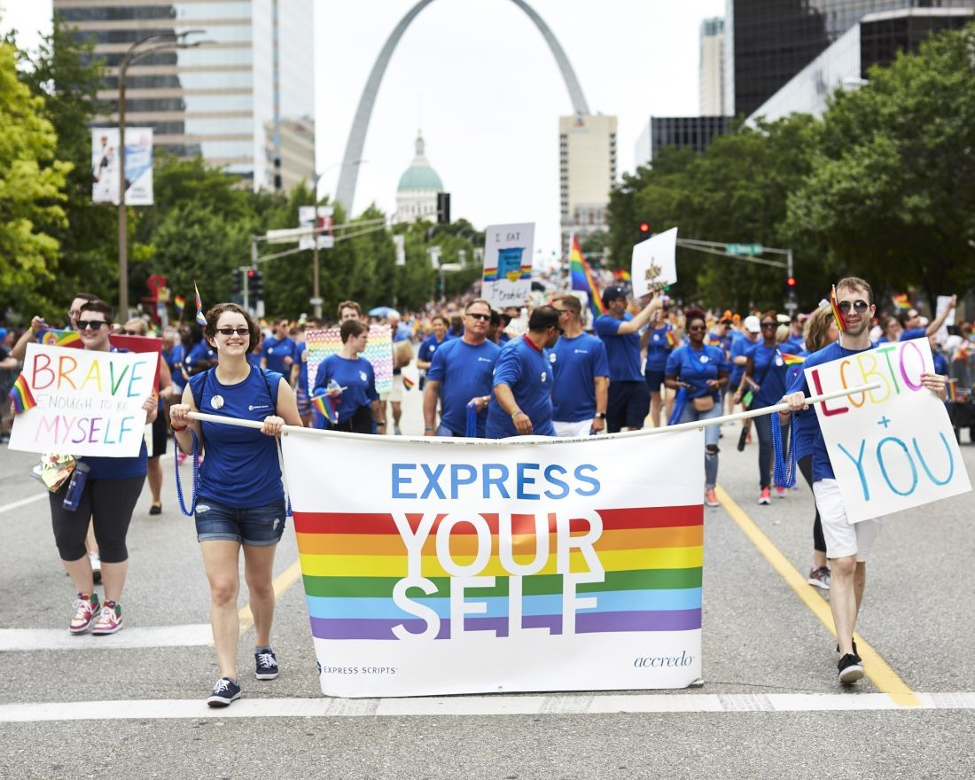 St. Louis Pride Parade Tells Police They're Not Welcome | News Blog