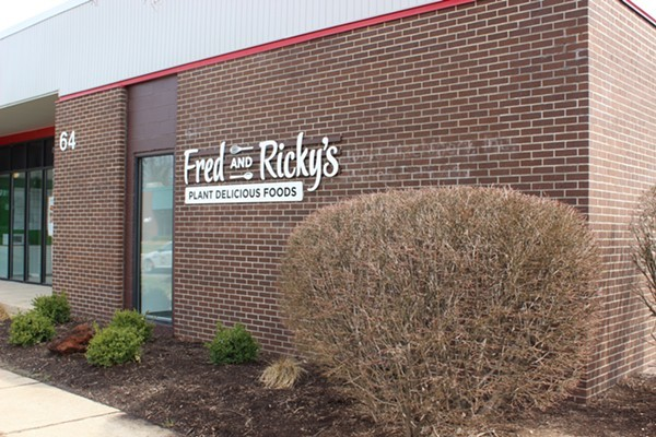Fred and Ricky's is closed as of June 23. - LAUREN MILFORD