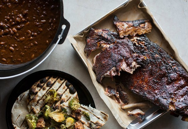 Now you can get BEAST's delicious barbecue — not to mention those Brussels sprouts — in the Grove. - JENNIFER SILVERBERG