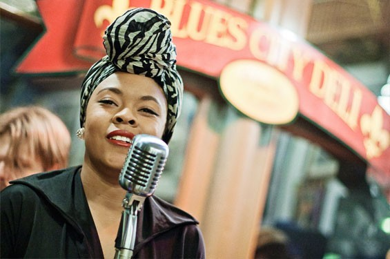 Nikki Hill will perform at Off Broadway on Thursday, August 22. - ANGELA VINCENT