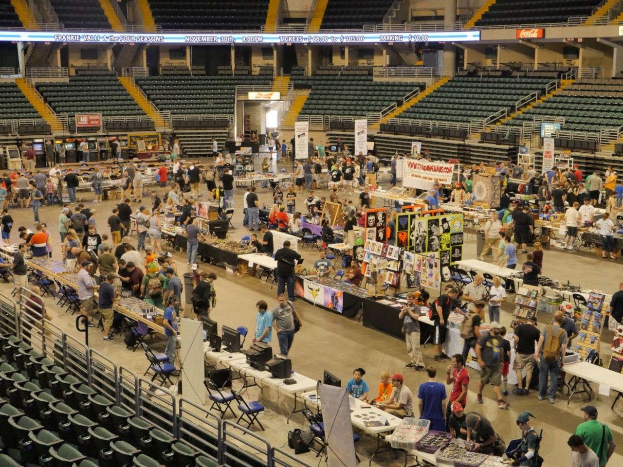 Mo Game Con Is a Retro Video Game Paradise | Arts Blog