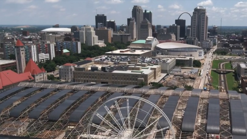 Time-Lapse Video Shows the St. Louis